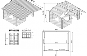 12m2 cabin floorpan
