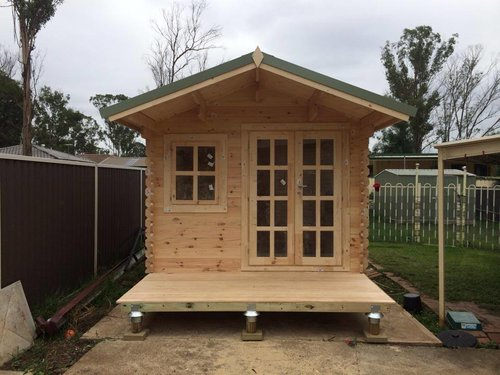 cubby house for adults