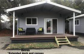 Oberon studio cabin