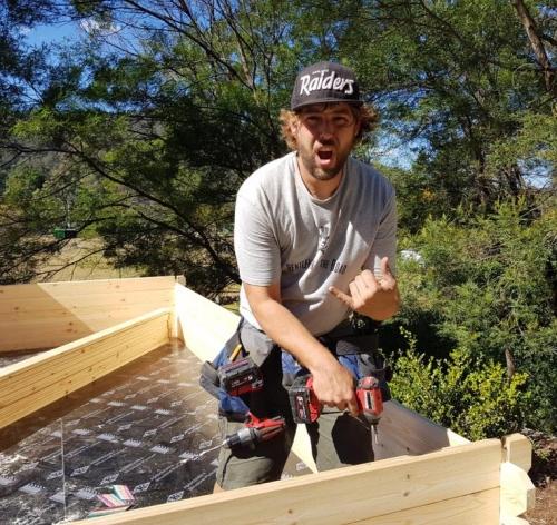 Cabin Builder